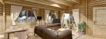 Casa in legno coibentata LINDA 78 mq + terrazza 38 mq  visualization 9