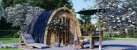 Casetta da giardino BRETA (28 mm) 3x3 m 9 mq visualization 1