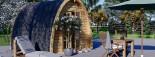 Casetta da giardino BRETA (28 mm) 3x3 m 9 mq visualization 7