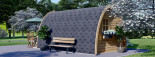 Casetta da giardino BRETA (28 mm) 3x5 m 15 mq visualization 4