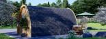 Casetta da giardino BRETA (28 mm) 3x5 m 15 mq visualization 3
