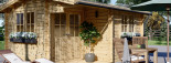 Casetta da giardino OSLO (44 mm) 5x4m 20 mq visualization 7