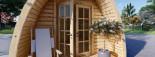 Casetta da giardino BRETA (28 mm) 3x5 m 15 mq visualization 7