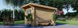 Casetta da giardino MALTA (34 mm) 3x3 m 9 mq visualization 7